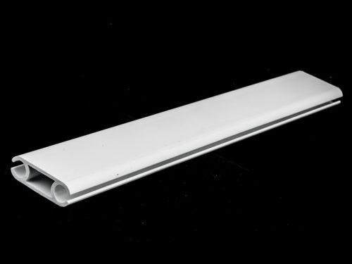 Trilho Duplo de PVC de 9mm
